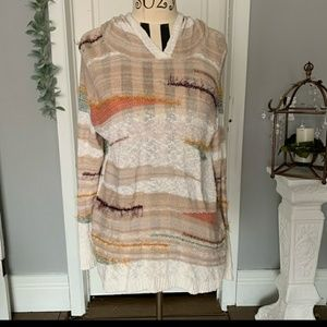 Anthropologie sweater pullover hoodie